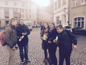 Die 7g berichtet von ihrem Ausflug nach Bamberg