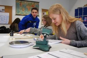 Projekt Bionik und Leichtbau an der Mittelschule