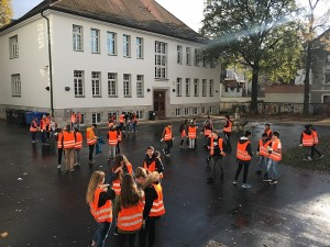 Schweinfurt reinigt