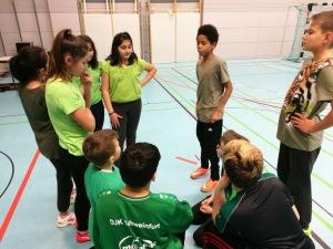 Hallenfußballturnier der Klassen 5 und 6