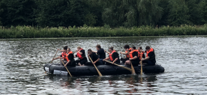 Rotarian Rowdy River Raft Race