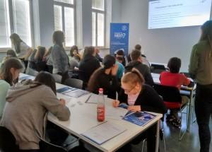 Ausbildung bei der ZF Friedrichshafen AG
