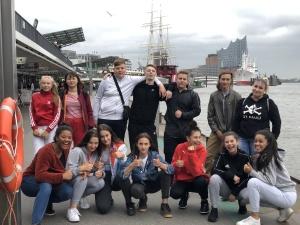 Abschlussfahrt der neunten Klassen nach Hamburg