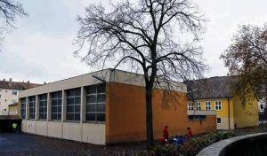 Doppelsporthalle für die Friedenschule