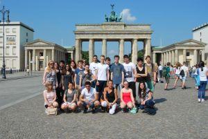 Abschlussfahrt unser zehnten Klasse 2014 nach Berlin