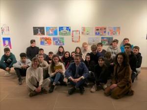 Friedenschule gewinnt den ersten Preis