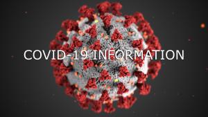 Informationen über die Einschränkungen im Zusammenhang mit Covid 19